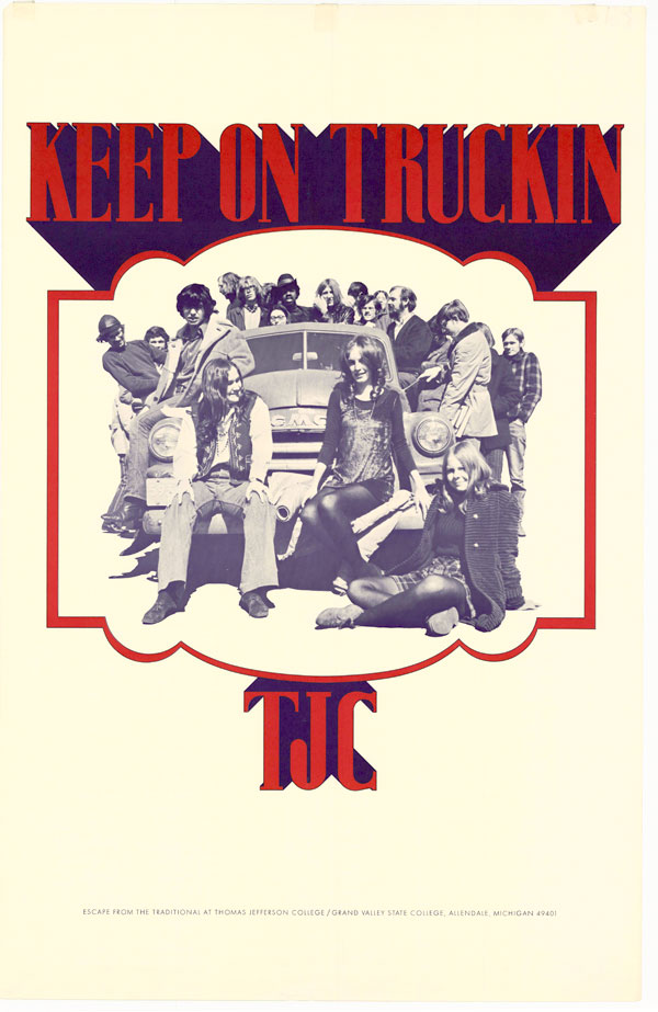A TJC recruitment poster